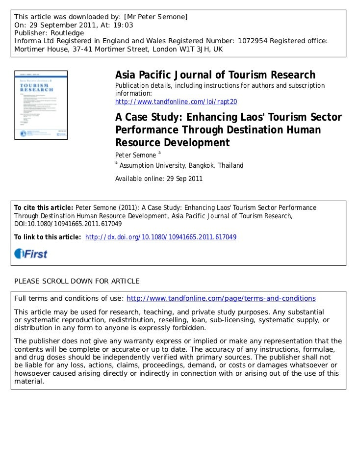 This article was downloaded by: [Mr Peter Semone]On: 29 September 2011, At: 19:03Publisher: RoutledgeInforma Ltd Registere...