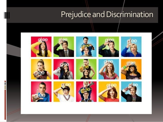 PrejudiceandDiscrimination