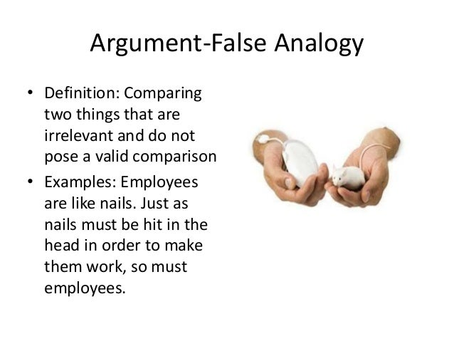 Definition And Example Of Analogy Gallery Example Cover Letter For