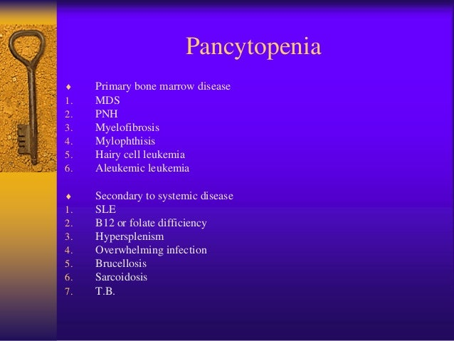 Aplastic Anemia Definition:  Pancytopenia with hypocellularity (Aplasia) of Bone Marrow  Aplastic anemia is a severe, li...