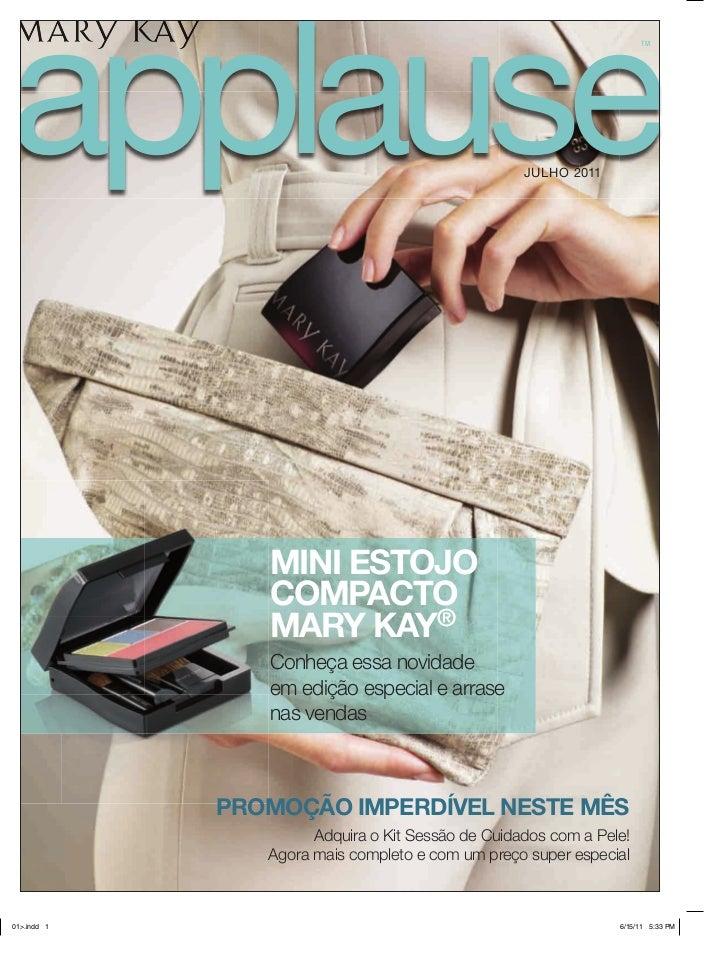 applause                                                          TM                                        JULHO 2011    ...