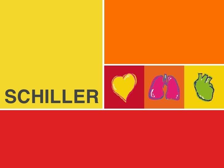 SCHILLER  SCHILLER