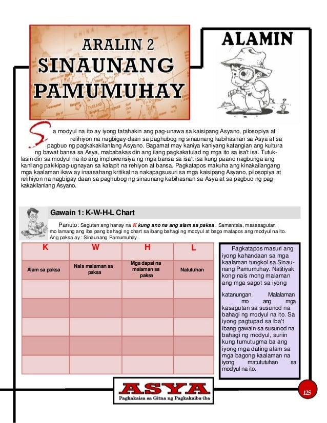 agkatapos masuri ang iyong kahandaan sa mga kaalaman tungkol sa Sinaunang Pamumu- hay. Natitiyak kong nais mong malaman an...