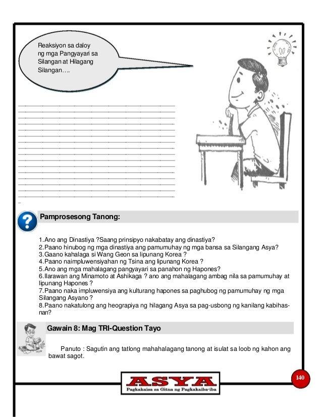 araling palipunan modyuls K to 12 - grade 8 araling panlipunan learners module quarter 2 k to 12 k to 12 - grade 8 araling palipunan learner module nico granada.