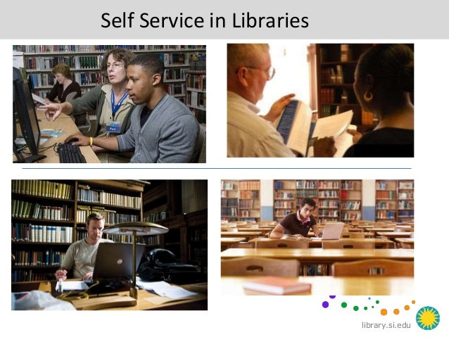 Developing New Services in Science Libraries Slide 3