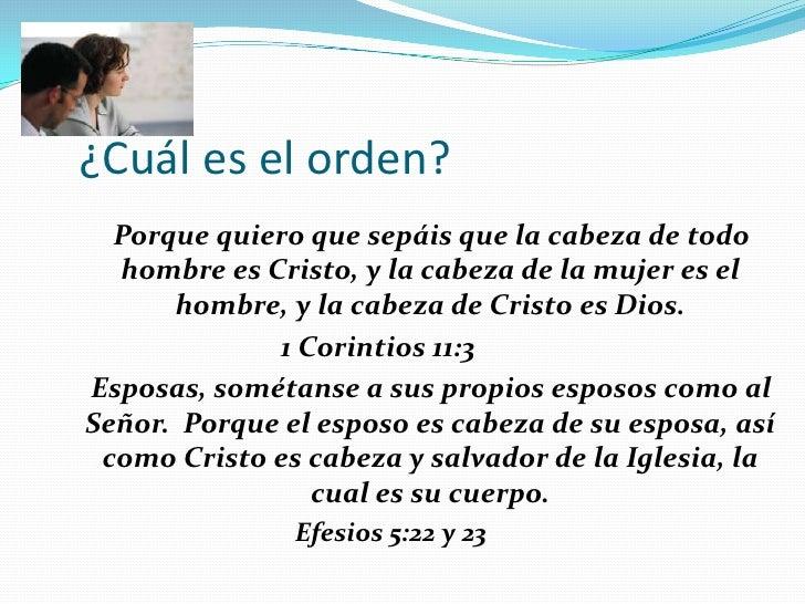 Resultado de imagen para El hombre es cabeza de la mujer, como Cristo es cabeza de la Iglesia