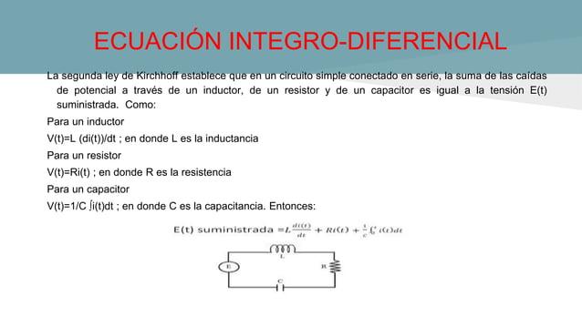 Al reemplazar los datos en el sistema se tiene: Luego aplicamos la transformada de Laplace a cada ecuación del sistema: ;m...