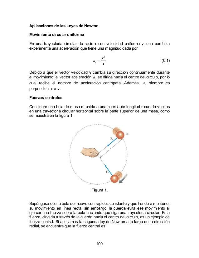 Aplicaciones De Leyes De Newton