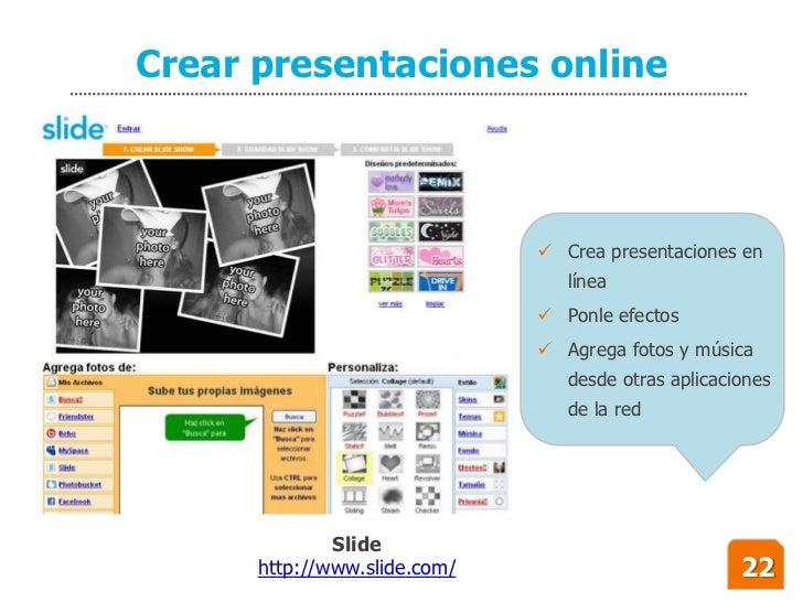 Crear presentaciones online                                   Crea presentaciones en                                  lín...