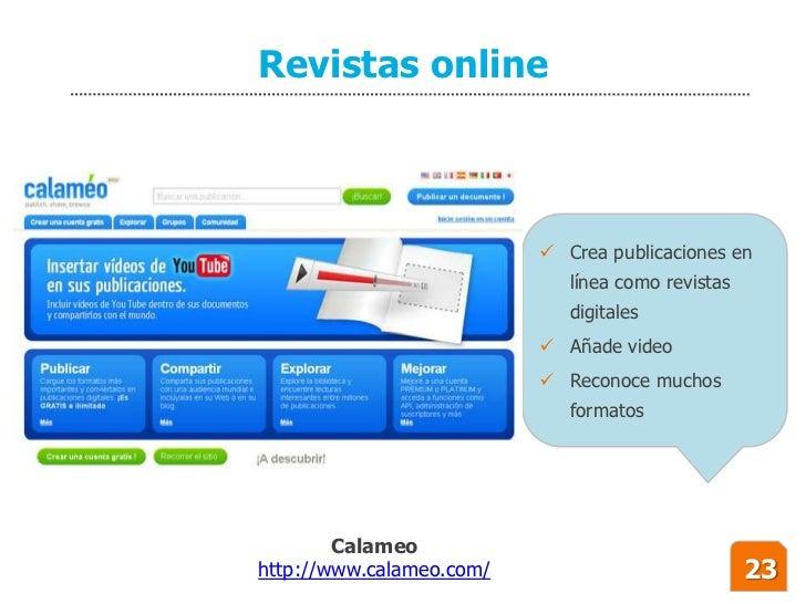 Revistas online                               Crea publicaciones en                              línea como revistas     ...