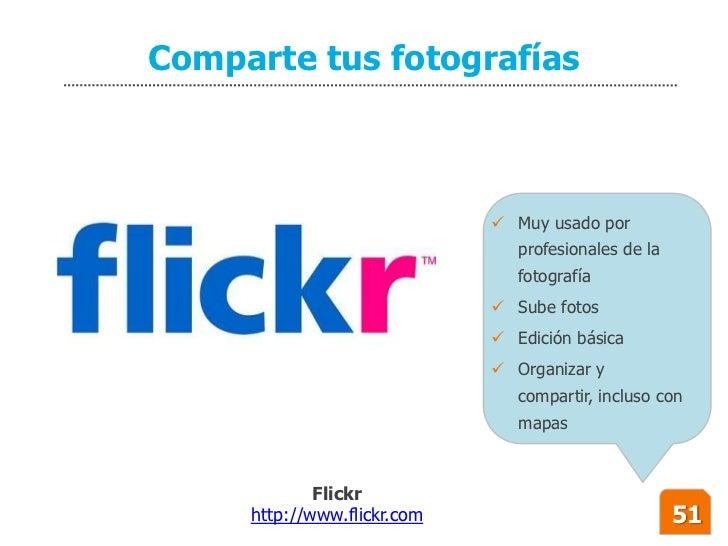 Comparte tus fotografías                                  Muy usado por                                 profesionales de ...