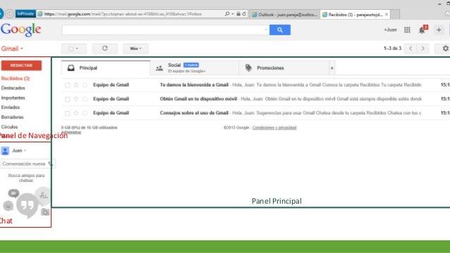 Aplicaciones en la nube correo electr nico y calendario for Correo la 14