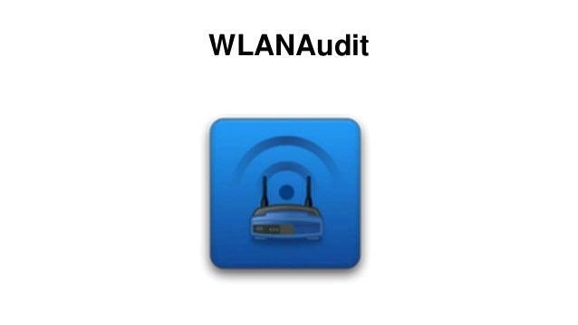 Aplicaciones para auditorías de redes wifi Slide 2