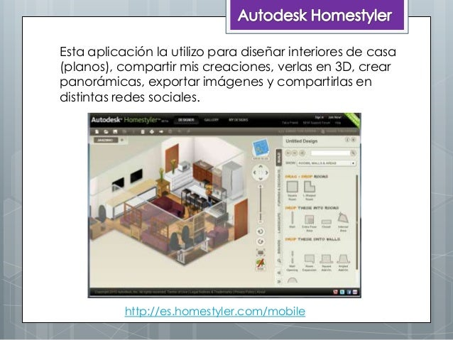 Aplicaciones web for Homestyler login