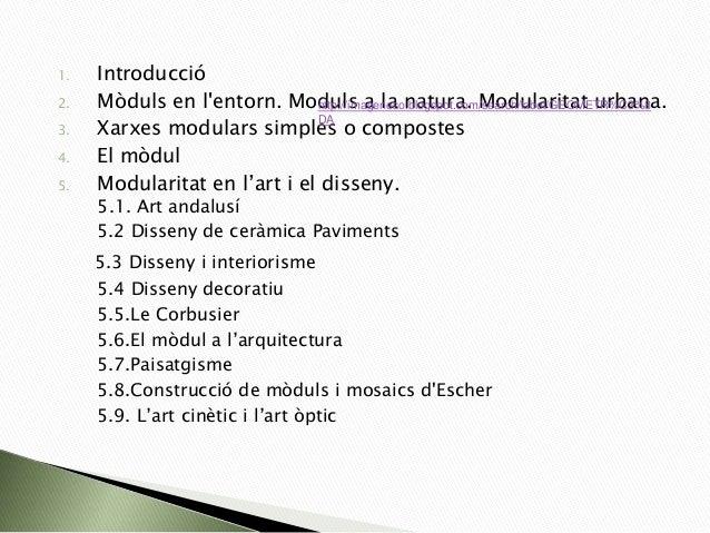 Aplicacions modulars 4t eso Slide 2