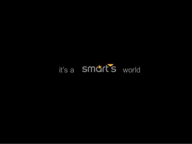it's a world