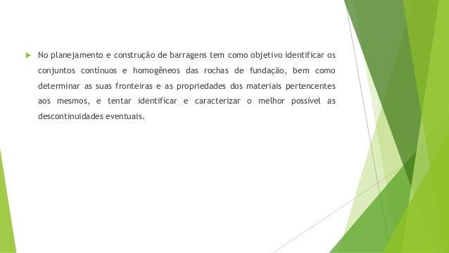 Segurança de/em Barragem   Projeto   Construcao   Manutencao   Falhas Geológicas Mestras   legislação   monitorament...