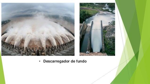 TIPOS DE BARRAGENS   As barragens podem ser classificadas em dois grandes grupos:   - barragens de concreto   - barrage...