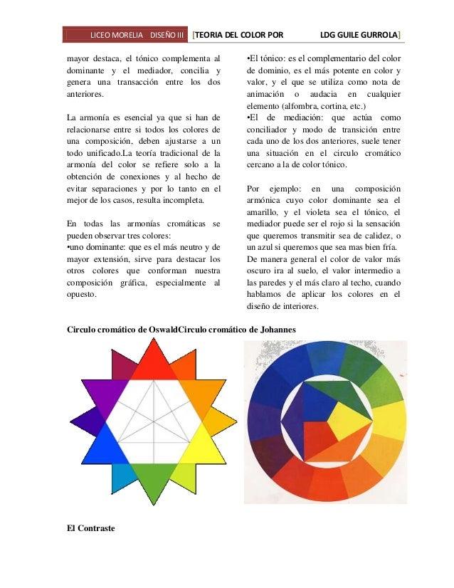 Único Mejor Libro De Teoría De Color Ornamento - Ideas Para Colorear ...