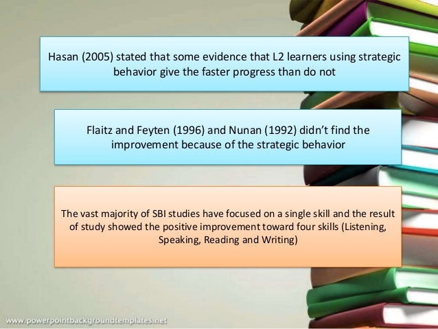 A report on l2 reading strategies
