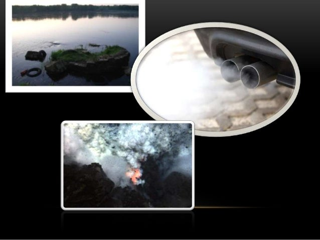 Aplinkos teršimas Slide 3