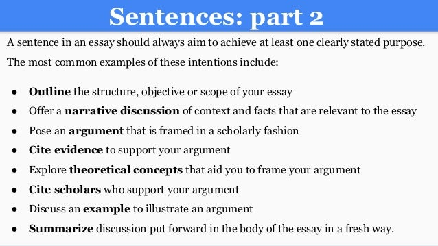 objective scope essay Published by experts share your essayscom is the home of thousands of essays published by scope and main objectives of environmental studies main objectives.