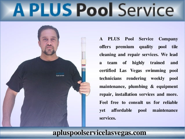 Pool Services Las Vegas