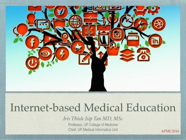 Internet-based Medical Education