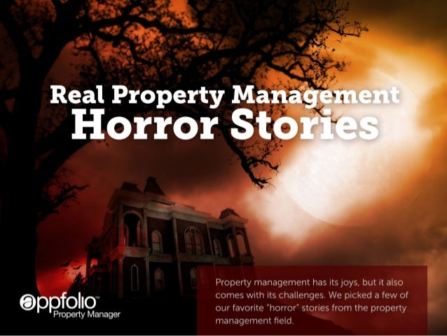 Real Property Ma Horror St   Property management has itsjoys,  but it also comes with its challenges.  We picked a few of ...
