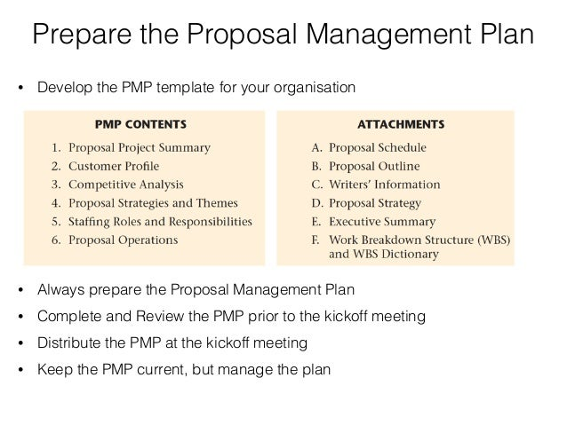 Apmp Foundation Certification Session 2 Proposal Planning