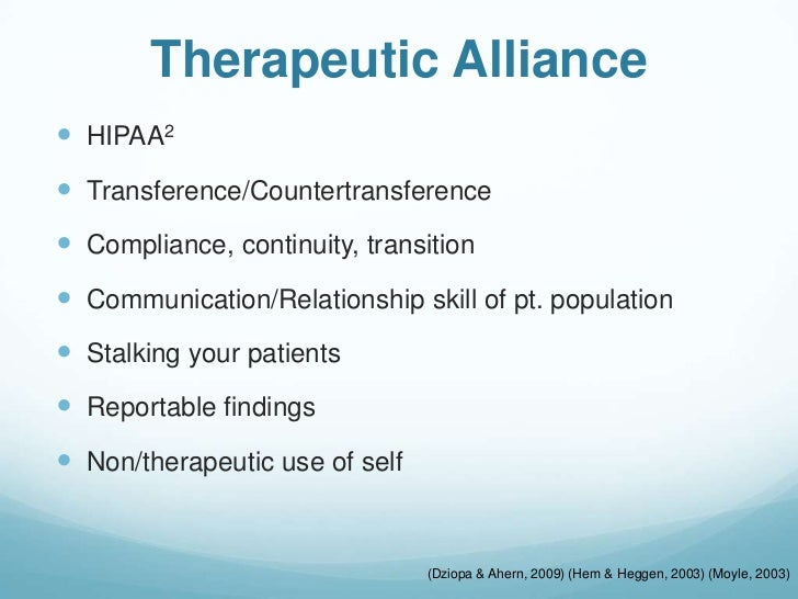 timby 2009 therapeutic relationship between nurse