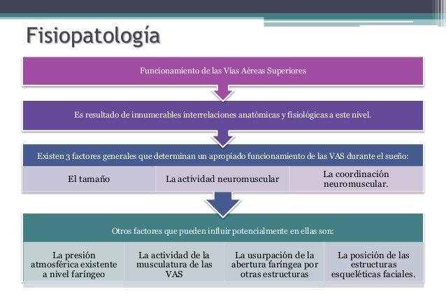 Apnea obstructiva del sueño (saos)