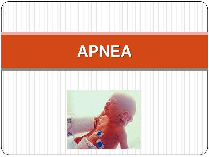 APNEA<br />