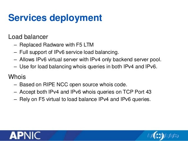 F5 load balancer open source