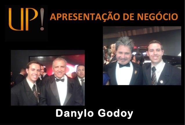 APRESENTAÇÃO DE NEGÓCIO Danylo Godoy