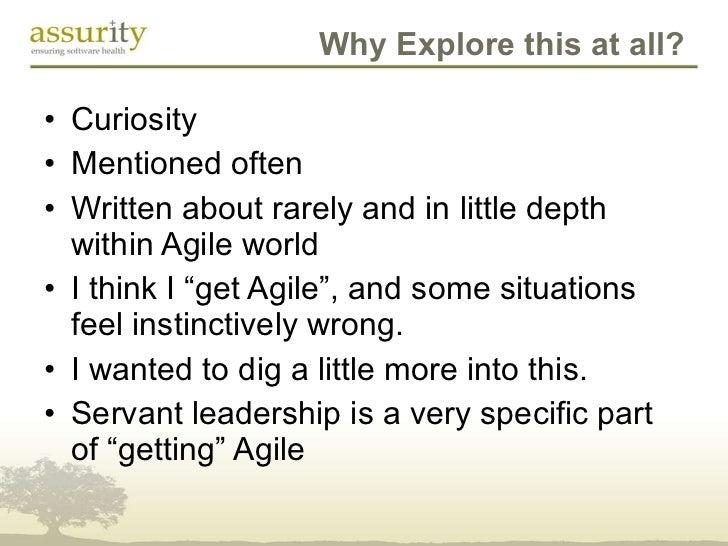 Why Explore this at all? <ul><li>Curiosity </li></ul><ul><li>Mentioned often </li></ul><ul><li>Written about rarely and in...