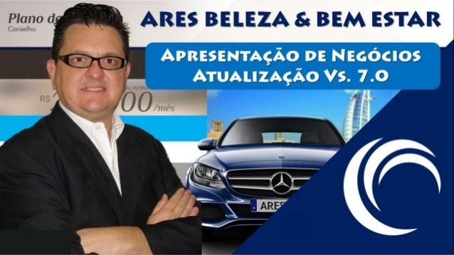 ARES B&B (MMN) - Plano de Marketing - Agosto 2016