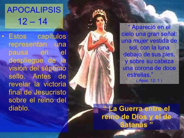 Resultado de imagen para capitulo 12 apocalipsis