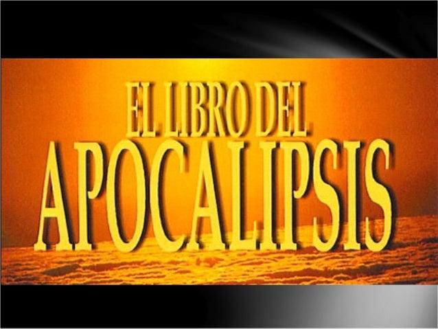 APOC 1:1  La revelación de  Jesucristo, que Dios le  dio, para manifestar a  sus siervos las cosas que  deben suceder pron...