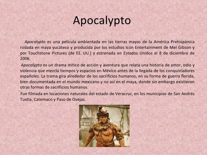 Apocalypto Slide 3