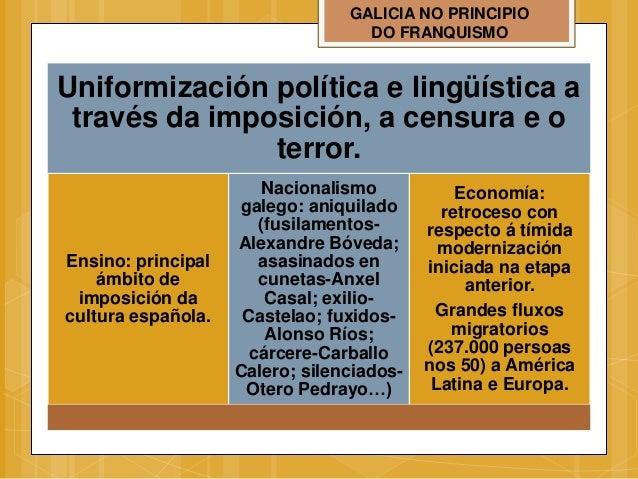 Tres xeracións de poesía galega Slide 2