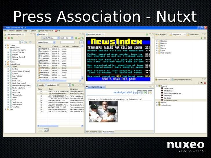 Press Association - Nutxt