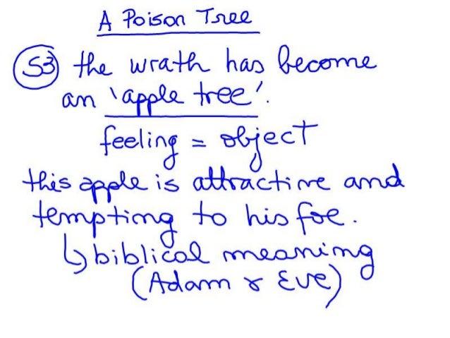 A poisn tree