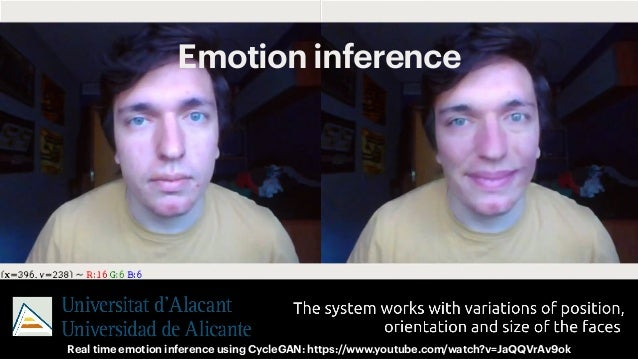 52 Andy Polaine – Design in the age of synthetic realities Emotion intervention Emotion inference Real time emotion infere...