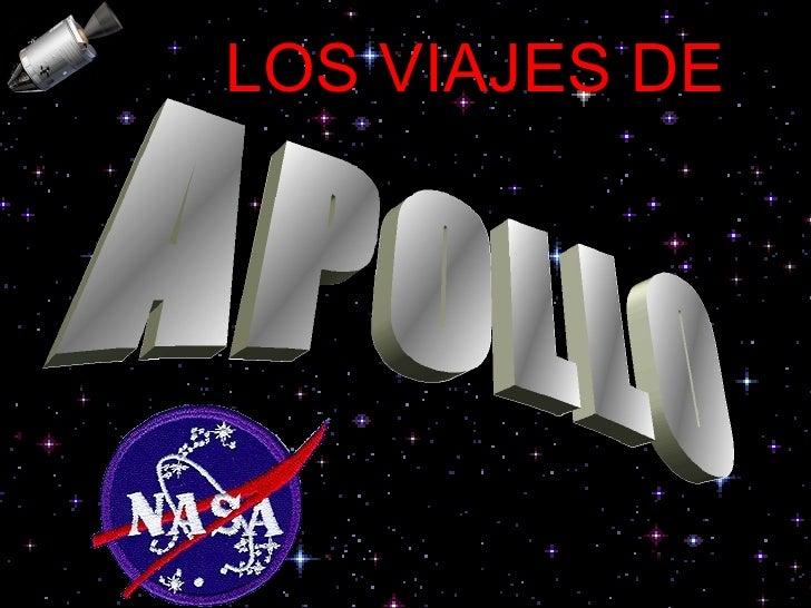 LOS VIAJES DE  APOLLO
