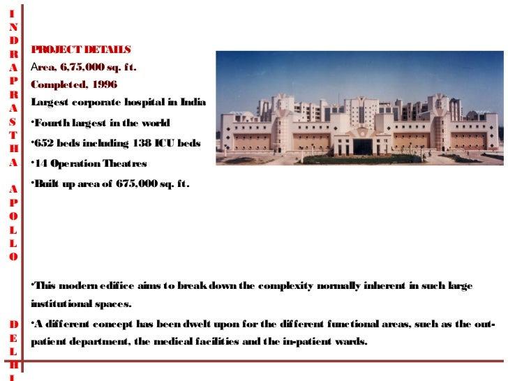 hospital case study india