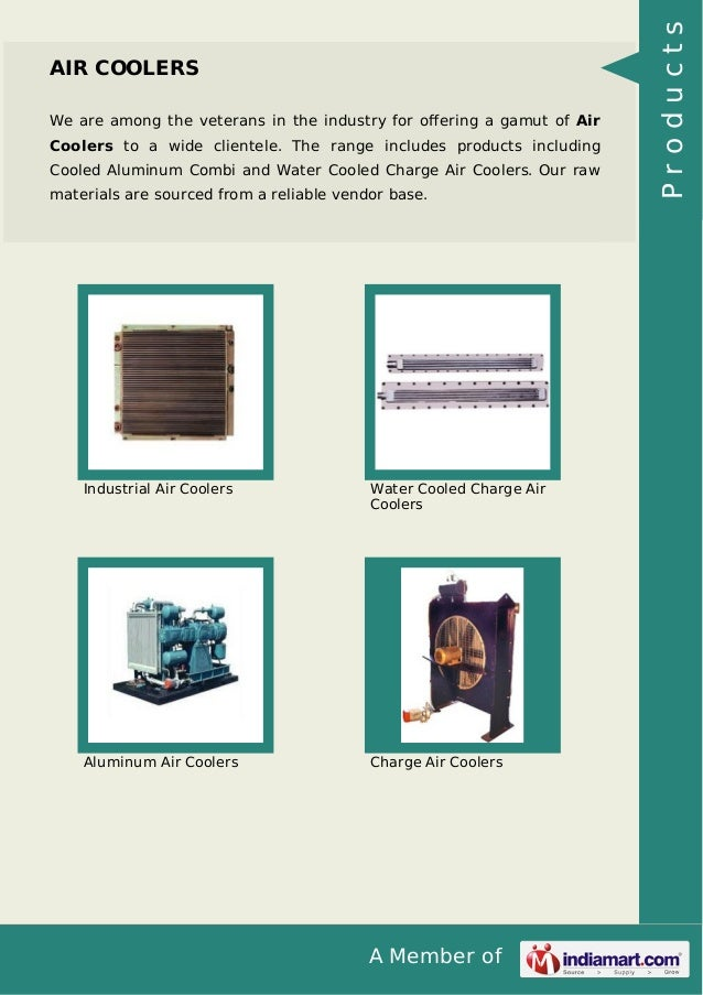 Industrial Air Coolers by Apollo heat-exchangers-pvt-ltd