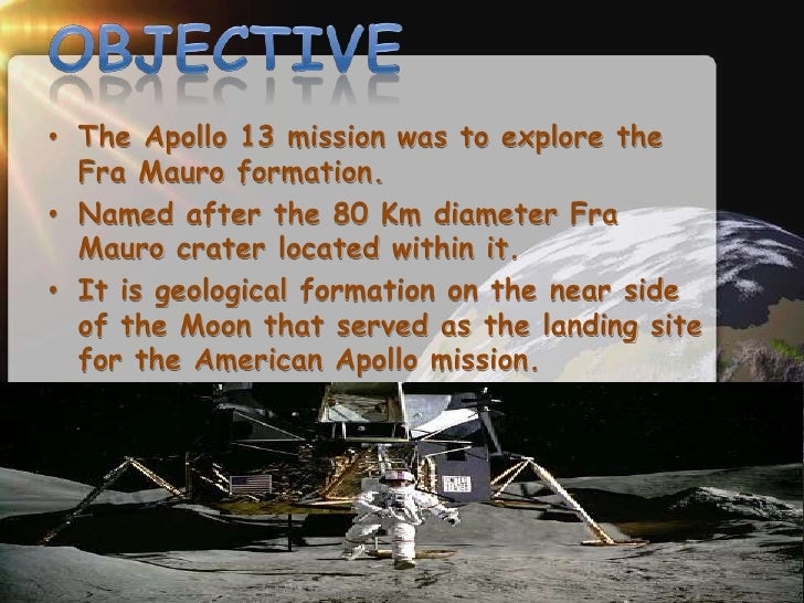 apollo missions objectives - photo #11