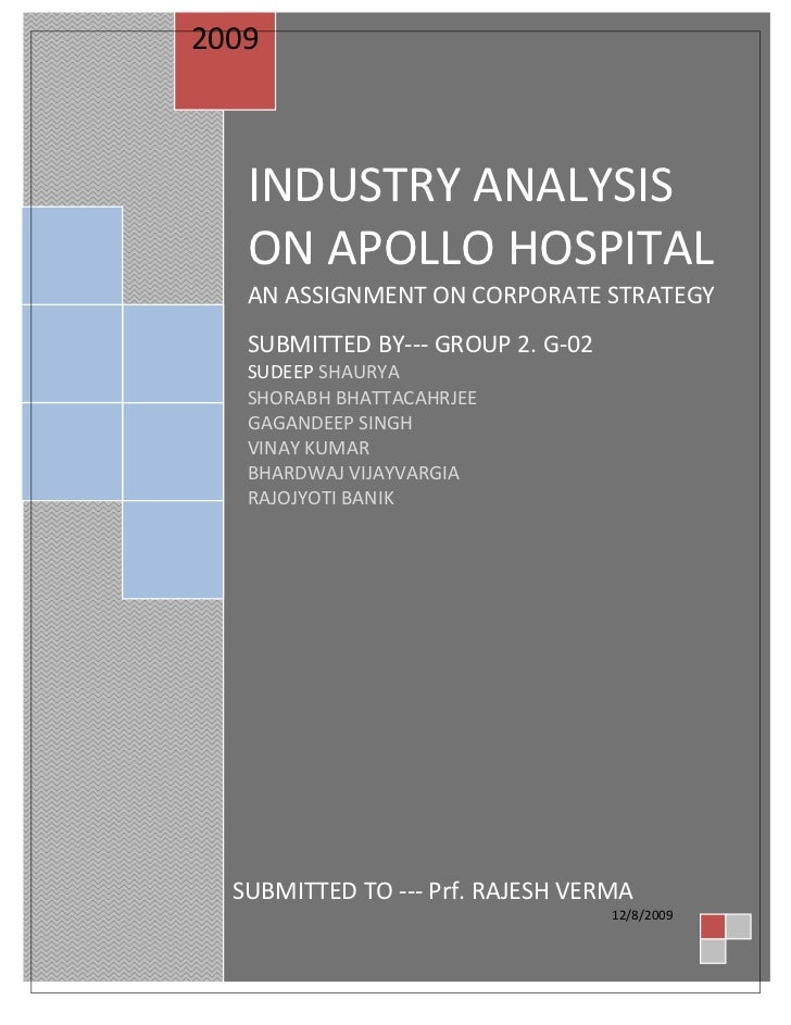 Apollo hospital harvard case study