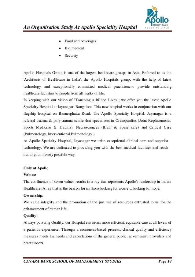 Apollo internship report  final